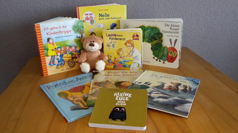8 zauberhafte Kinderbücher zum Vorlesen