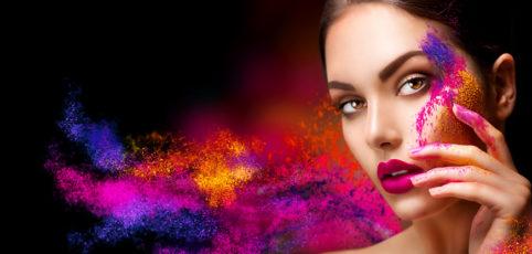 Makeup - Welche Farben sind Trend?