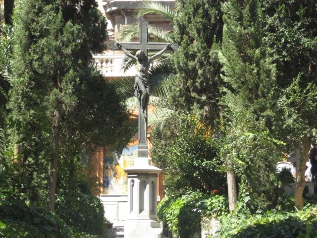 Statue im Vatikan