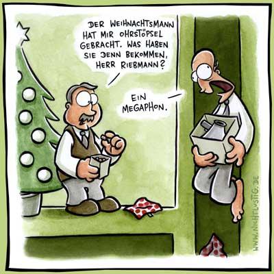 NICHTLUSTIG: Cartoonist Joscha Sauer im Interview