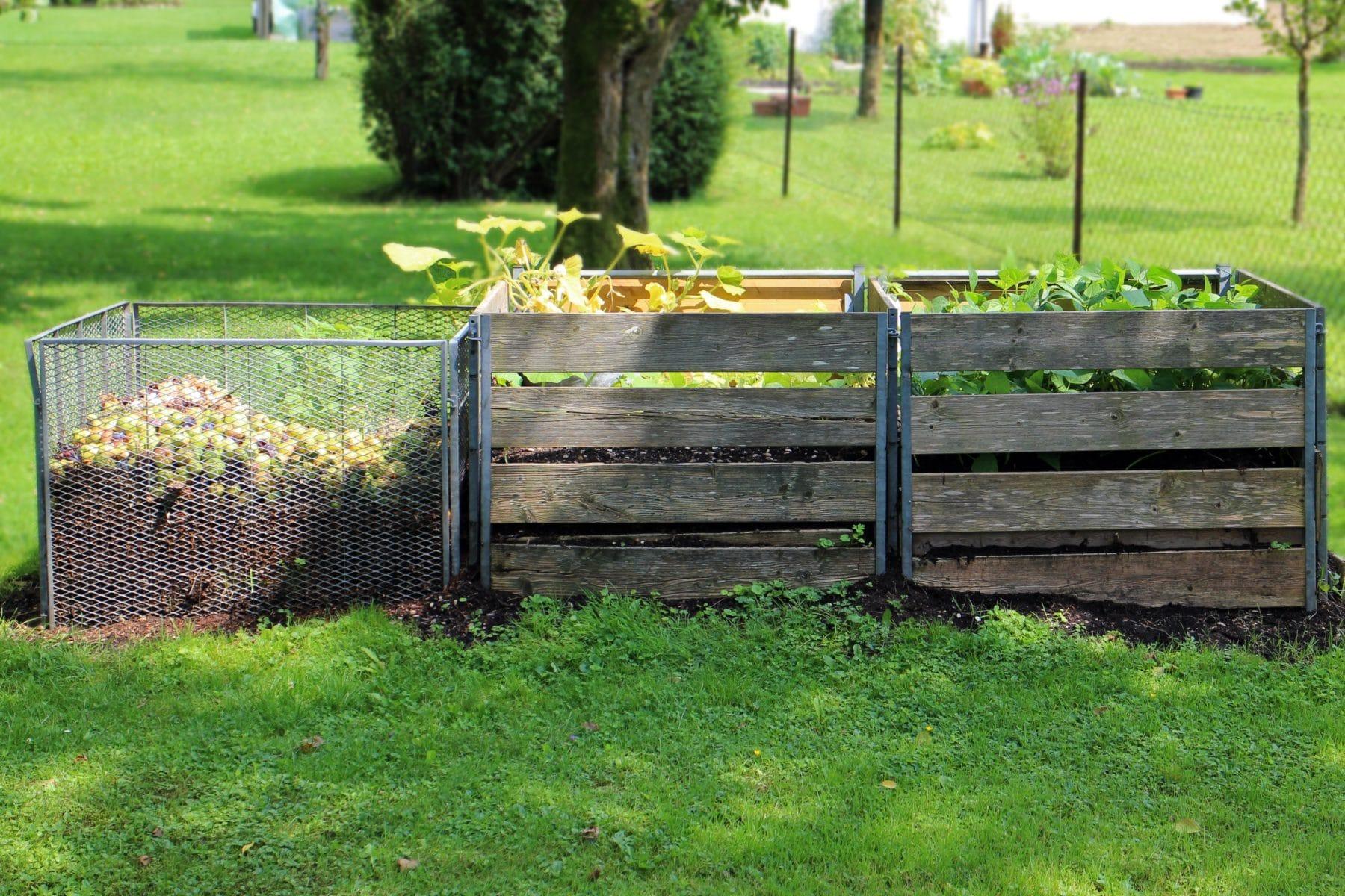 Kompost Anlegen: Mit Dieser Anleitung Gelingt Es! Kompost Anlegen Richtige Pflege Garten