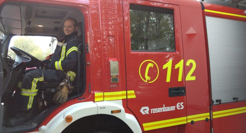 Interview - Freiwillige Feuerwehr: So arbeiten die ehrenamtlichen Lebensretter
