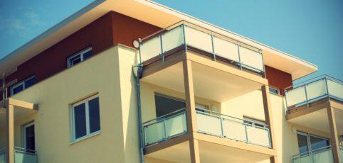Mietwohnungen mit Balkon