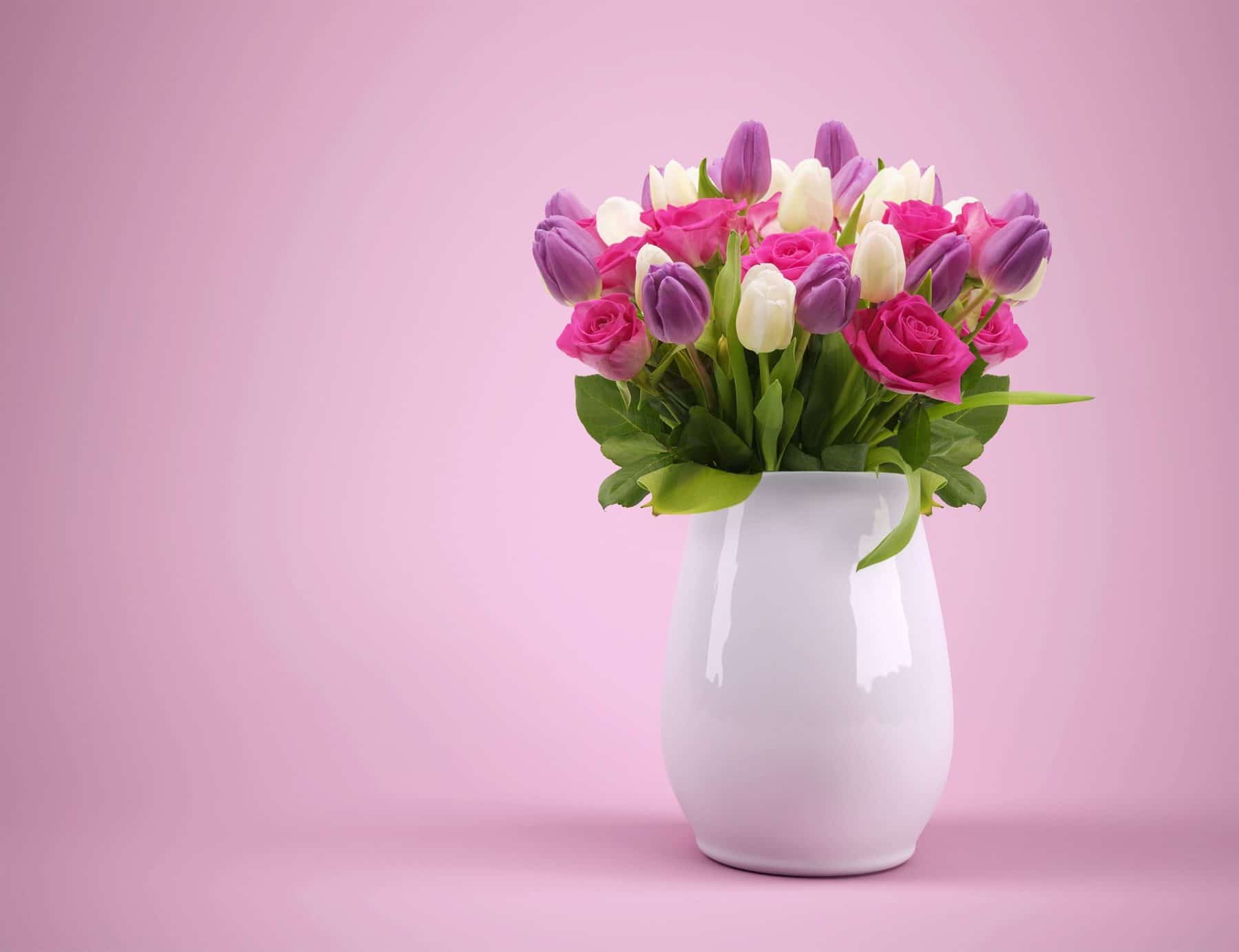 10 Tipps Wie Blumensträuße Länger Frisch Halten