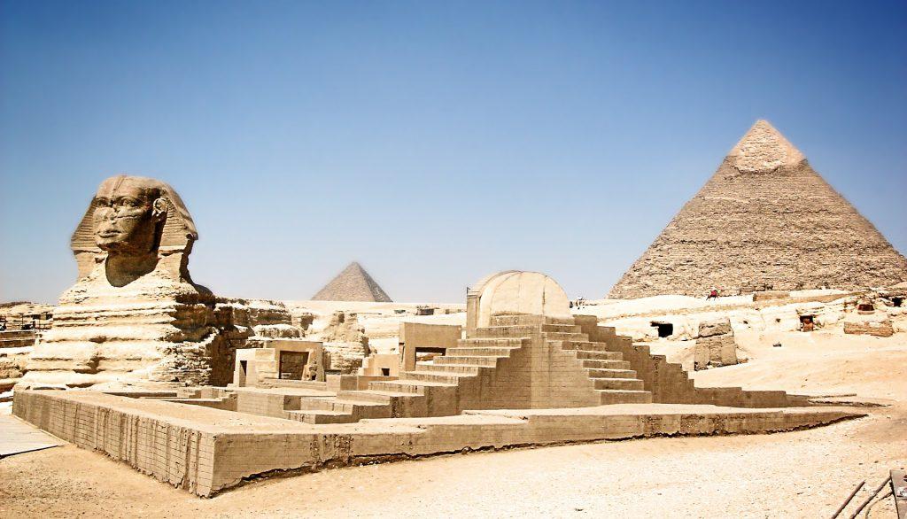 Sehenswürdigkeiten von Ägypten