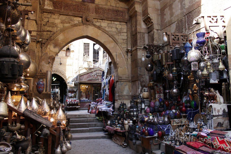 Bazar in Kairo