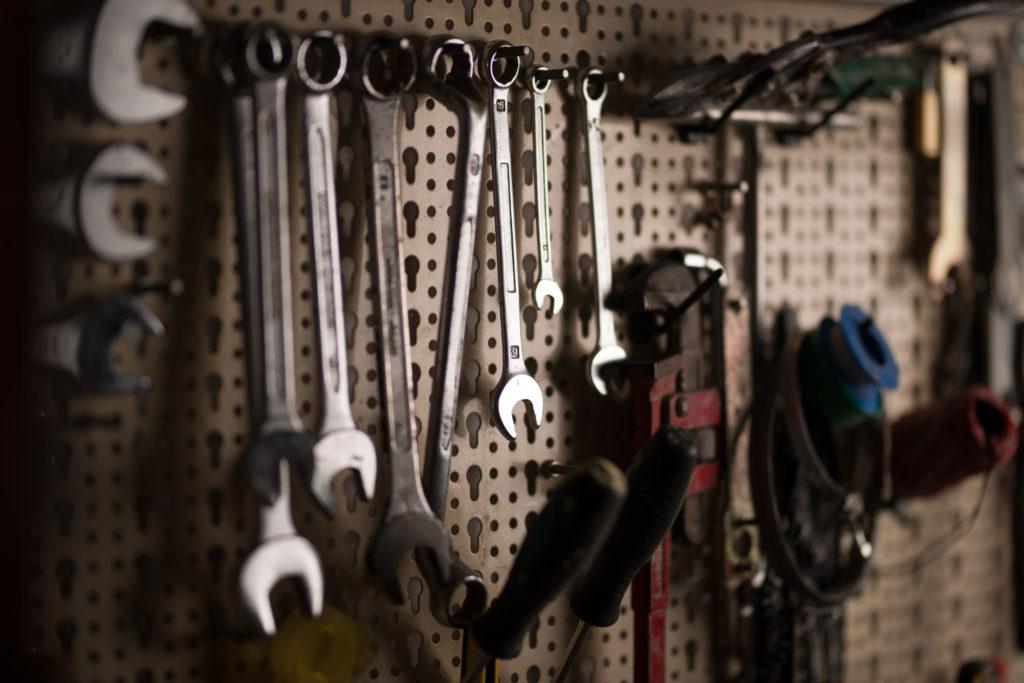 Heimwerker Werkzeug