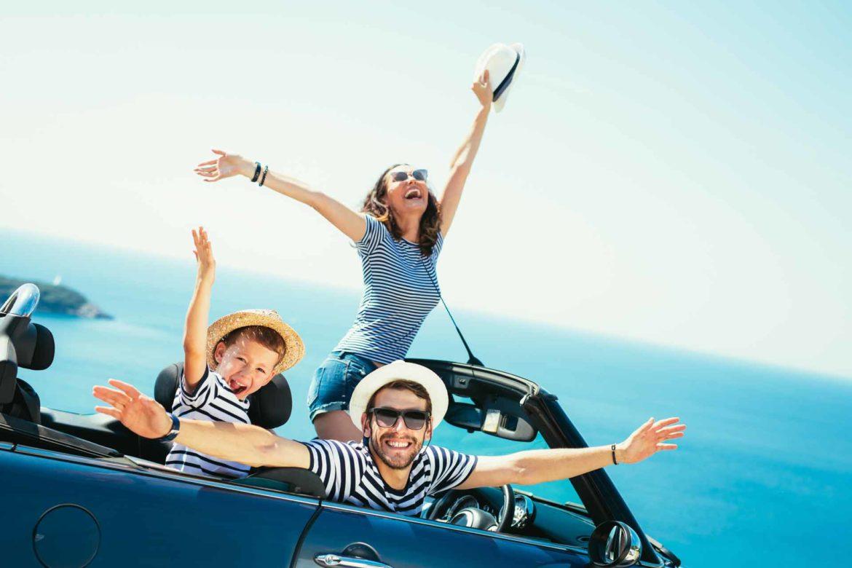 Familienurlaub - Urlaub mit Kindern