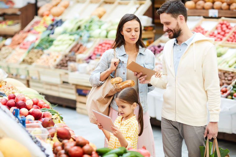 Hamsterkauf: Lebensmittel-Checkliste