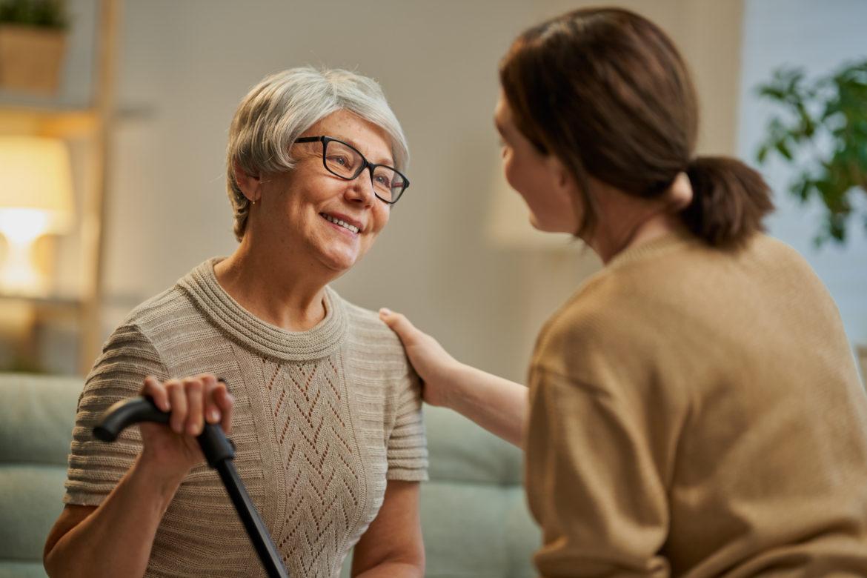 Seniorenbetreuung im eigenen Zuhause