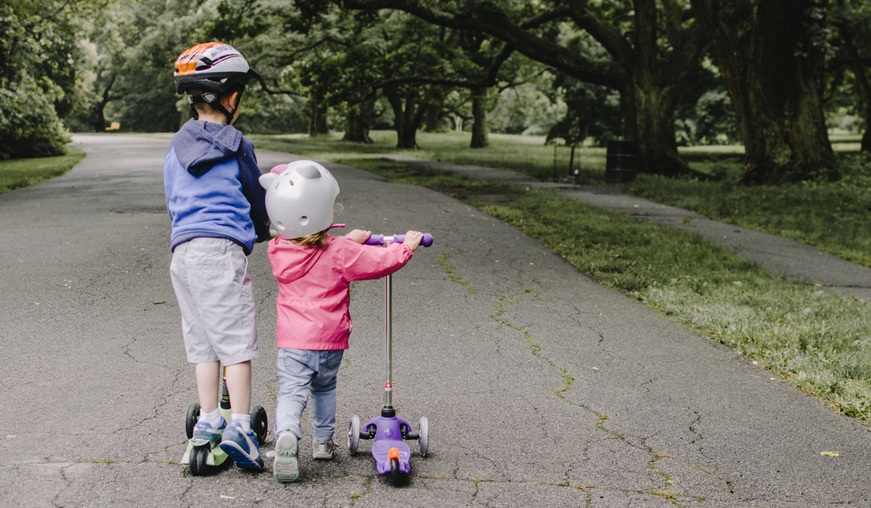 Cityroller für Kinder - Fahrvergnügen mit Trainingseffekt