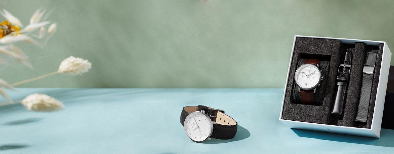 Geschenkidee zum Vatertag: eine Uhr, die auch noch Gutes tut - Nordgreen Uhren