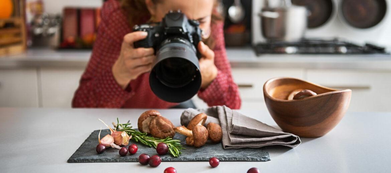 Food-Fotografie: So setzt du dein Essen erfolgreich in Szene