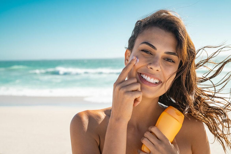 Gestresste Sommerhaut beruhigen: 5 Tipps