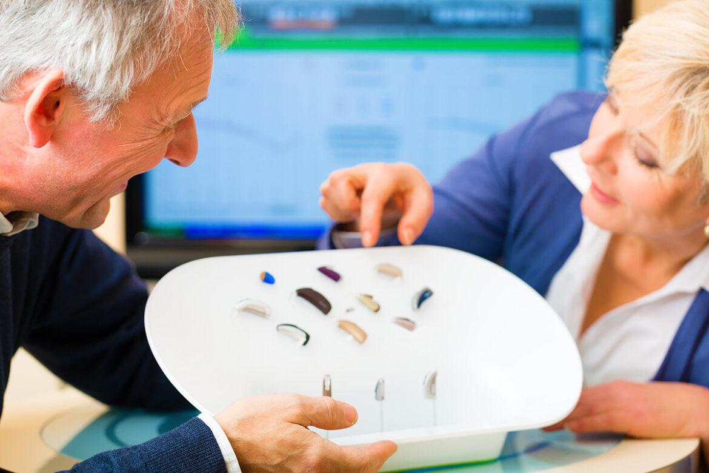 Richtiges Hörgerät finden mit kostenlosem Hörgeräte-Test
