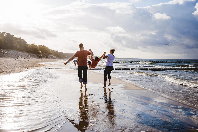 Urlaub in Deutschland am Meer: Hier wird es Dir gefallen.